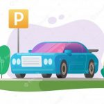how to prevent cars from parking on the lawn