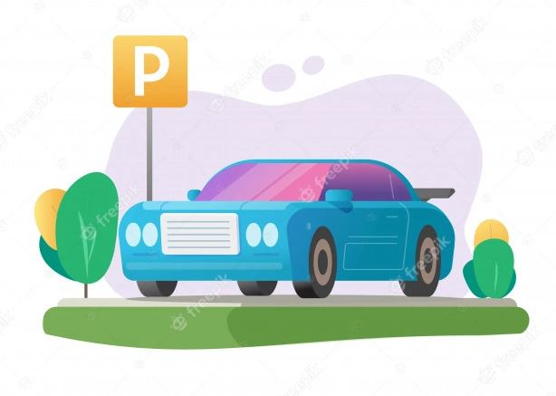 how do i prevent cars from parking on the lawn